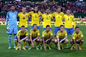VM-kval, Österrike-Sverige 2013