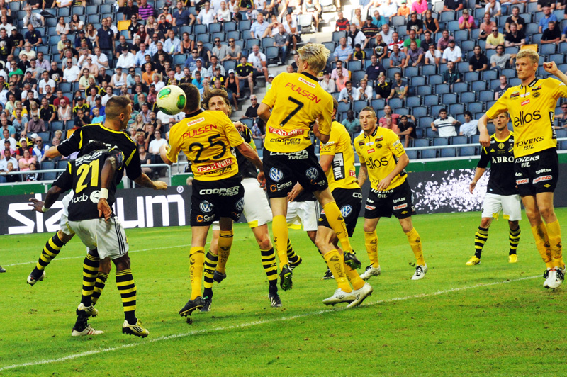 AIK vs IF Elfsborg 2013