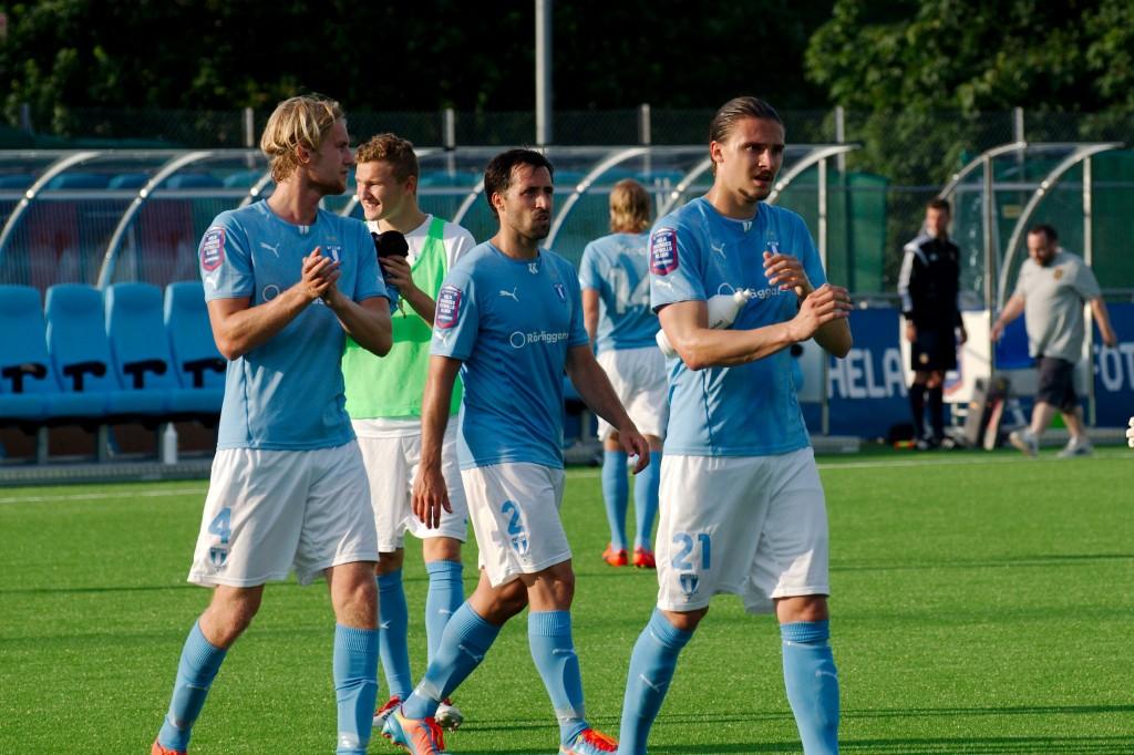 BP vs Malmö FF 2014